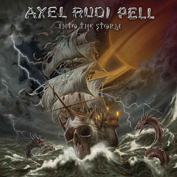 Axel Rudi Pell Into the Storm cover art