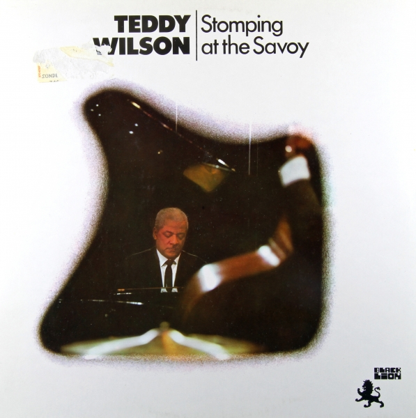 Teddy Wilson Stomping at the Savoy cover art