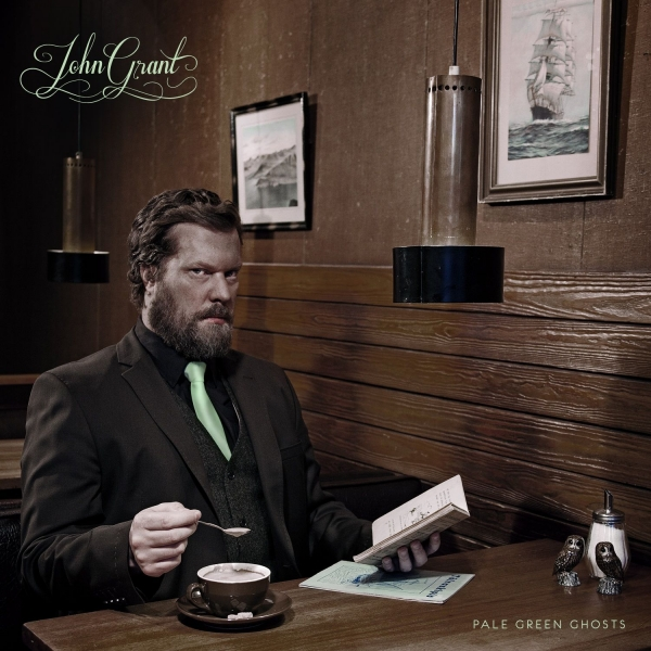 John Grant Pale Green Ghosts cover art