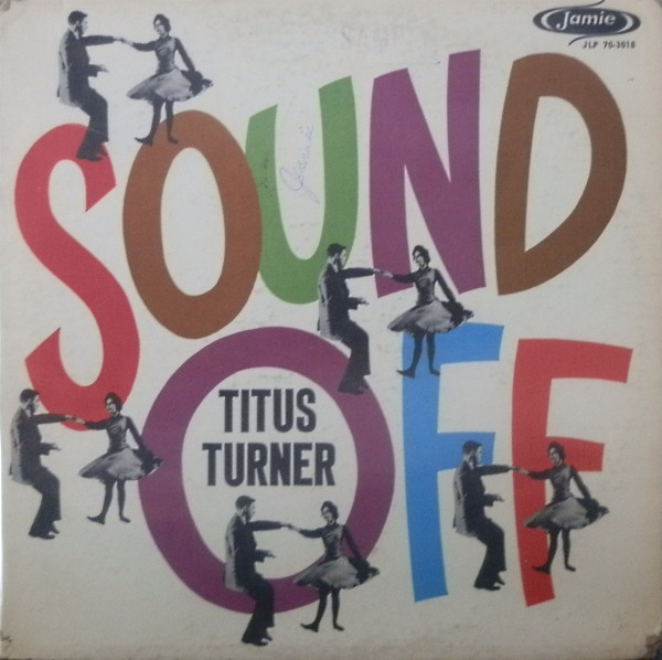 Titus Turner Sound Off cover art