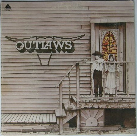 Outlaws Outlaws cover art