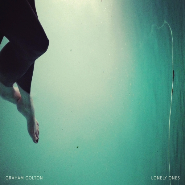 Graham Colton Lonely Ones cover art