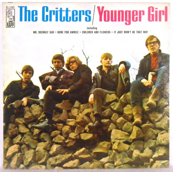 The Critters Younger Girl cover art