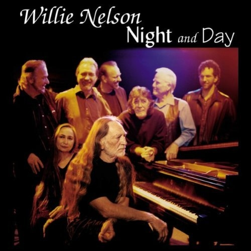 Willie Nelson Night and Day cover art