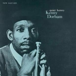 Kenny Dorham Quiet Kenny Cover Art