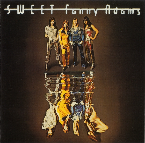 The Sweet Sweet Fanny Adams cover art