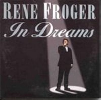 René Froger In Dreams Cover Art