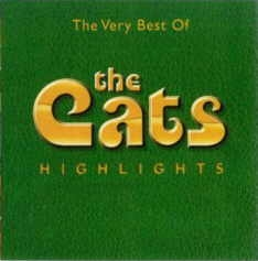 The Cats The Very Best Of Cover Art