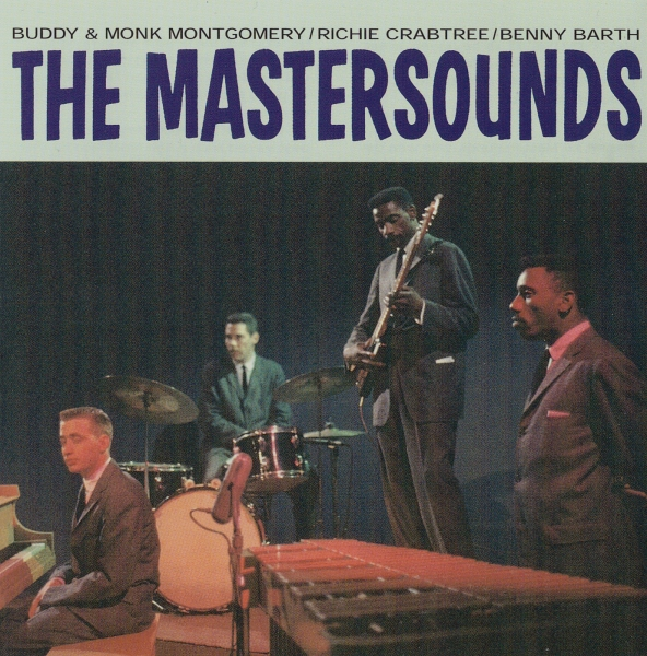 The Mastersounds The Mastersounds cover art