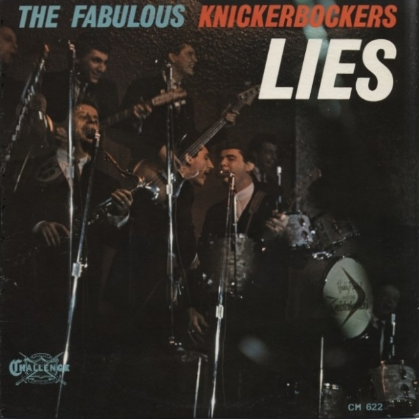 The Knickerbockers Lies Cover Art