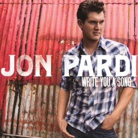 Jon Pardi Write You A Song cover art