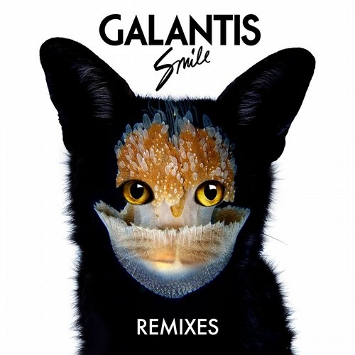 Galantis Smile cover art