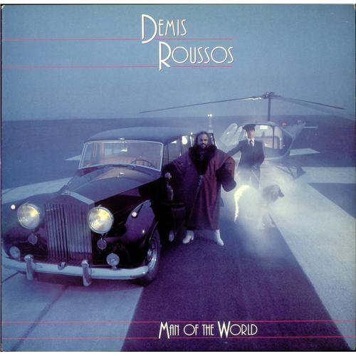 Demis Roussos Man Of The World cover art
