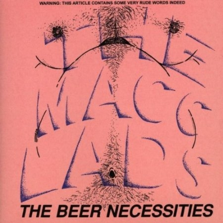 The Macc Lads The Beer Necessities Cover Art
