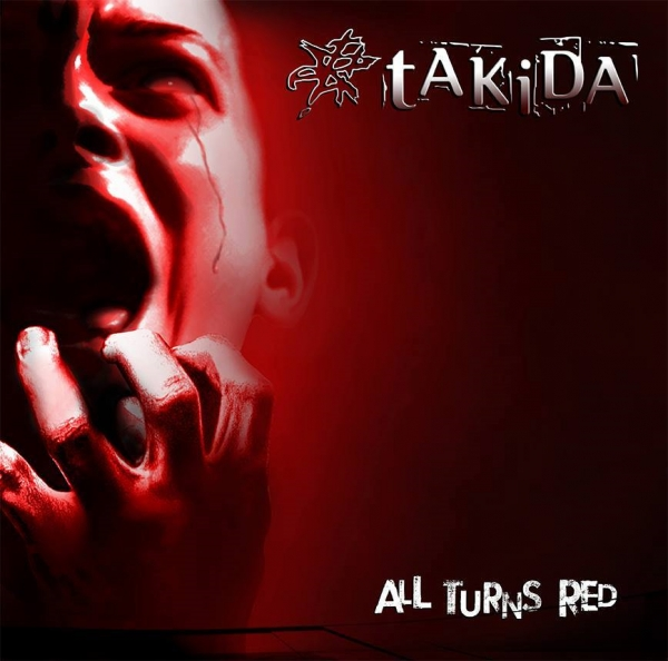 tAKiDA All Turns Red cover art
