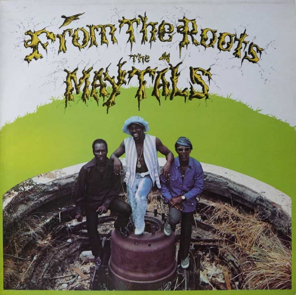 Toots & The Maytals From the Roots cover art
