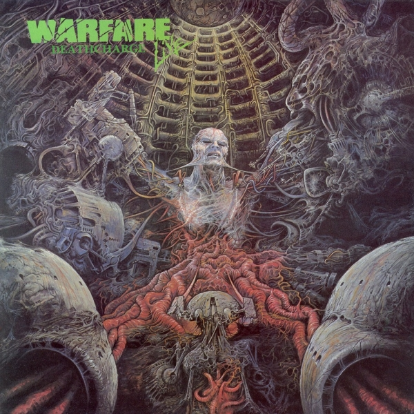 Warfare Deathcharge Cover Art