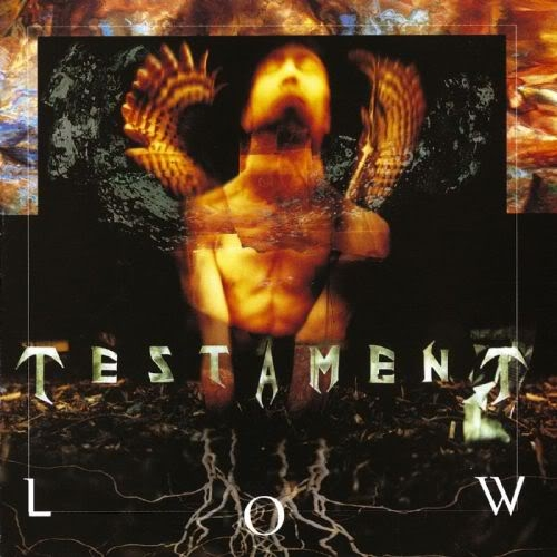 Testament Low Cover Art