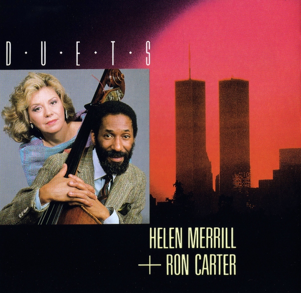 Ron Carter Duets cover art