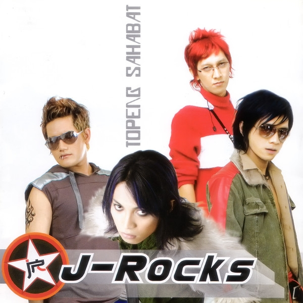 J-Rocks Topeng Sahabat cover art