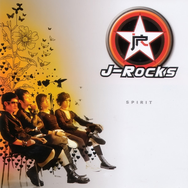 J-Rocks Spirit cover art