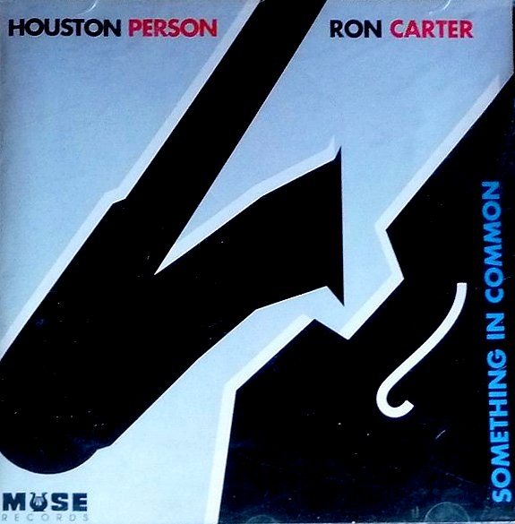 Ron Carter Something in Common cover art