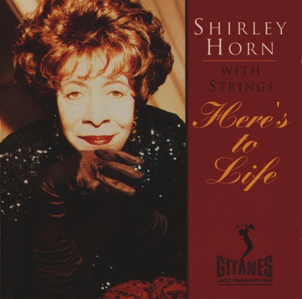 Shirley Horn Here's to Life cover art