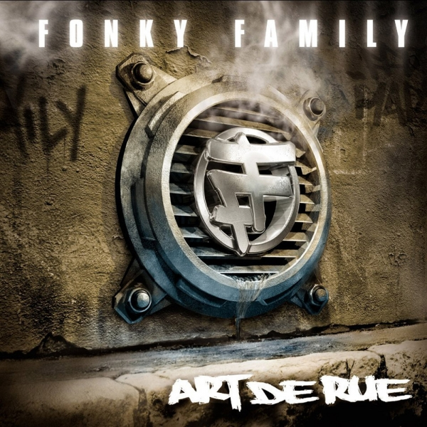 Fonky Family Art de rue cover art