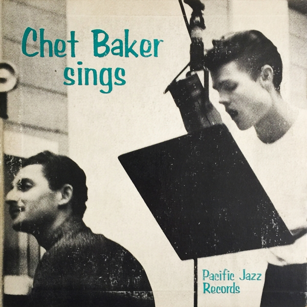 Chet Baker Chet Baker Sings cover art