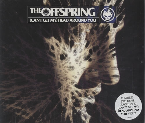 The Offspring (Can't Get My) Head Around You Cover Art