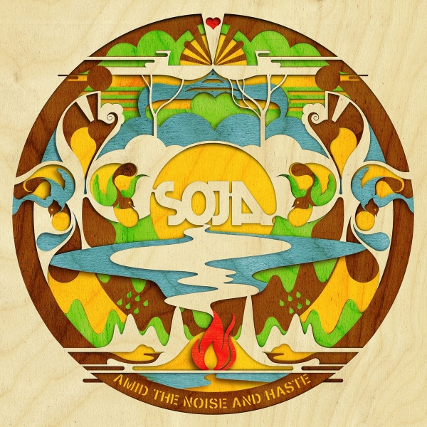 SOJA Amid the Noise and Haste cover art