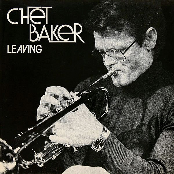Chet Baker Leaving cover art