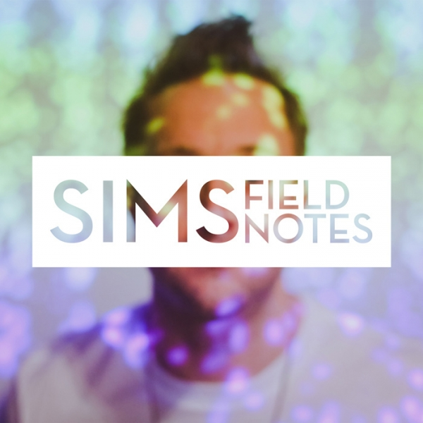Sims Field Notes Cover Art