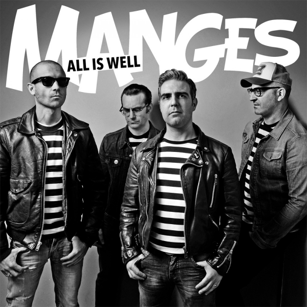 The Manges All Is Well cover art