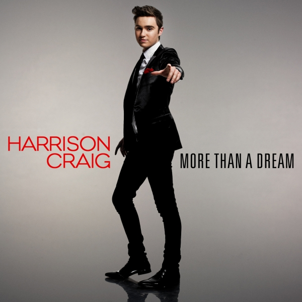 Harrison Craig More Than a Dream cover art