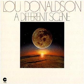 Lou Donaldson A Different Scene cover art
