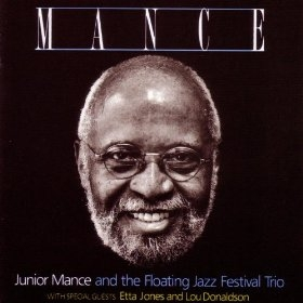 Junior Mance Mance cover art