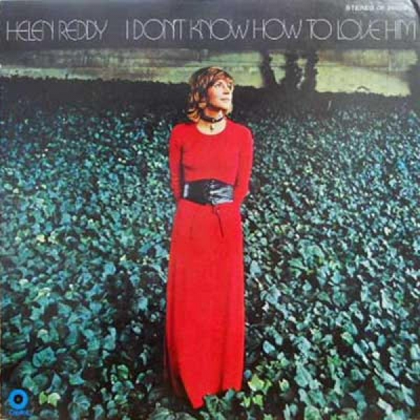 Helen Reddy I Don't Know How to Love Him cover art