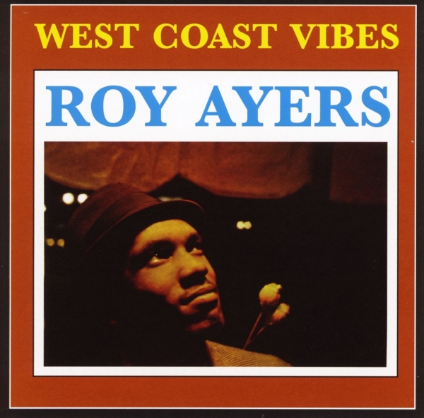 Roy Ayers West Coast Vibes Cover Art