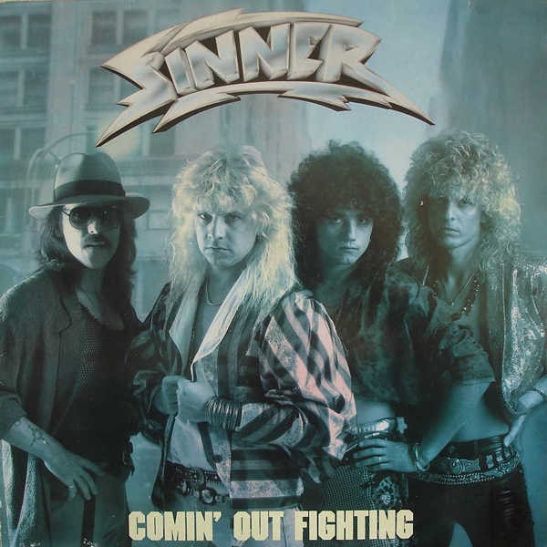 Sinner Comin' Out Fighting cover art
