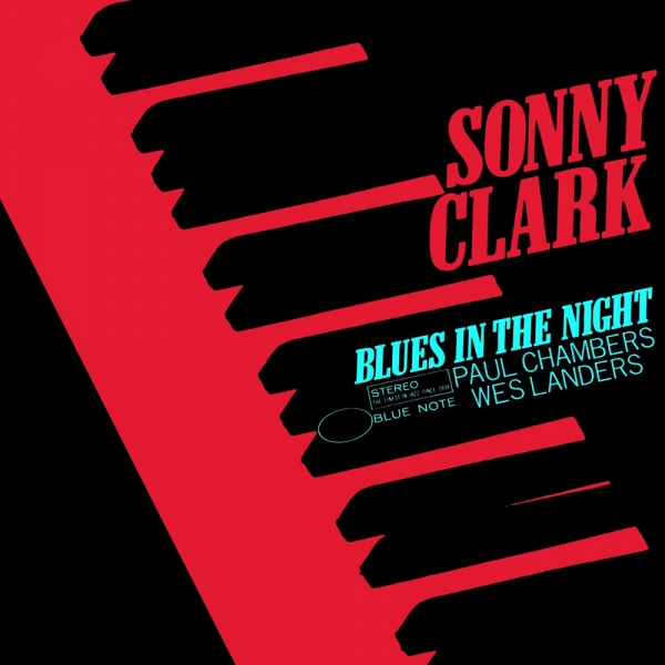 Sonny Clark Blues in the Night Cover Art