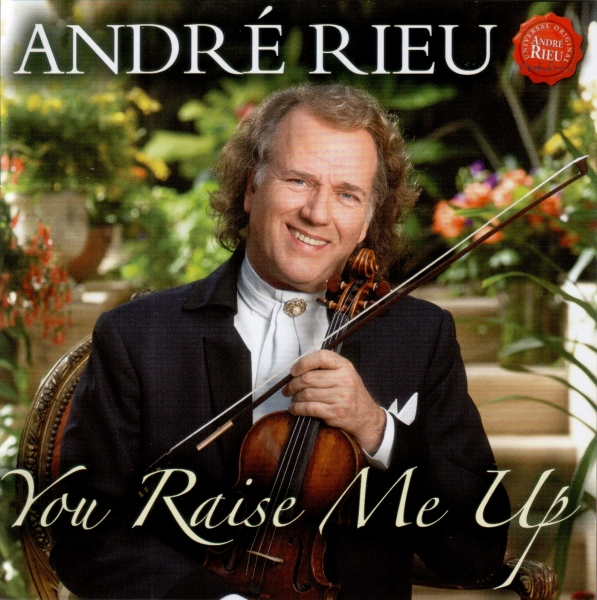 André Rieu You Raise Me Up cover art