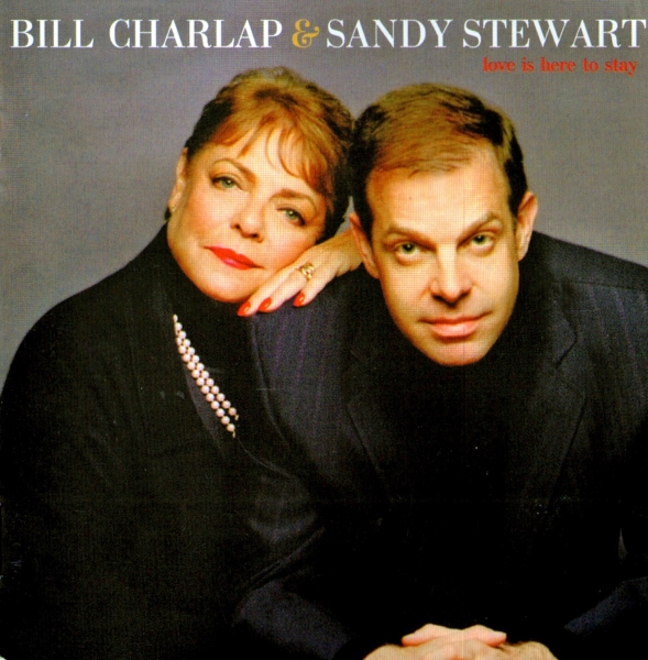 Sandy Stewart Love Is Here to Stay cover art