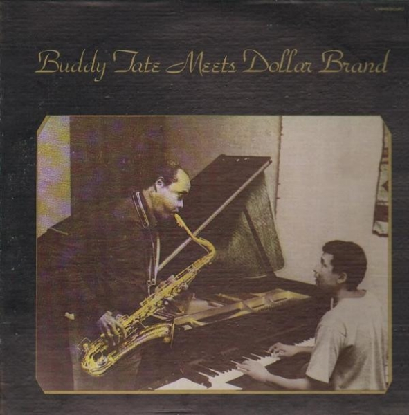 Buddy Tate meets Dollar Brand Buddy Tate Meets Dollar Brand Cover Art