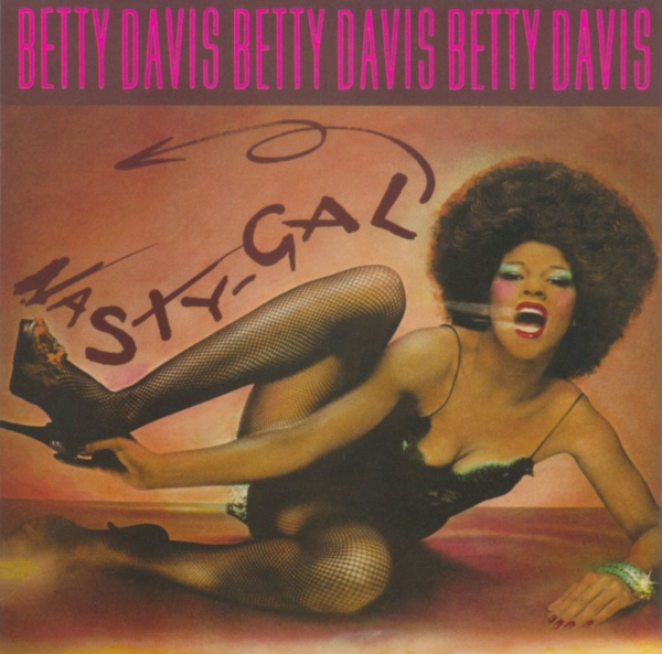 Betty Davis Nasty Gal cover art