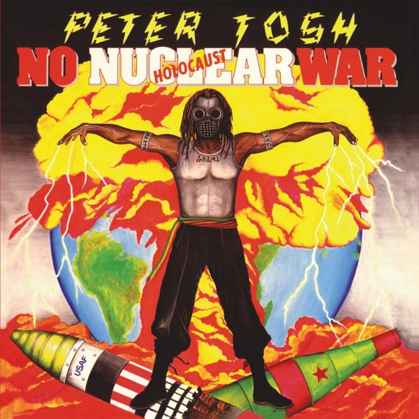 Peter Tosh No Nuclear War cover art