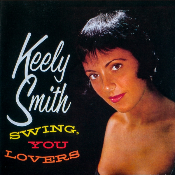 Keely Smith Swing, You Lovers cover art