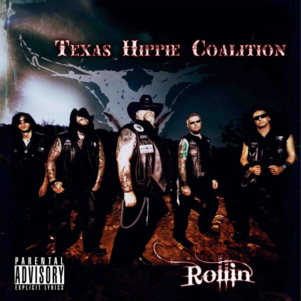 Texas Hippie Coalition Rollin Cover Art