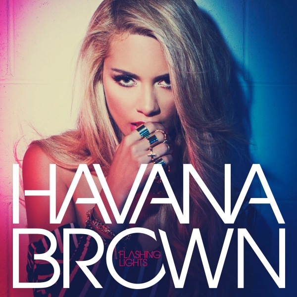 Havana Brown Flashing Lights cover art
