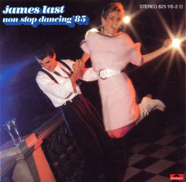 James Last Non Stop Dancing '85 cover art